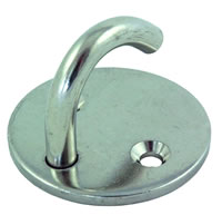 Photo of Plate - Round Hook